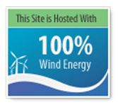 ThisSiteIsHostedWith100%WindEnergy