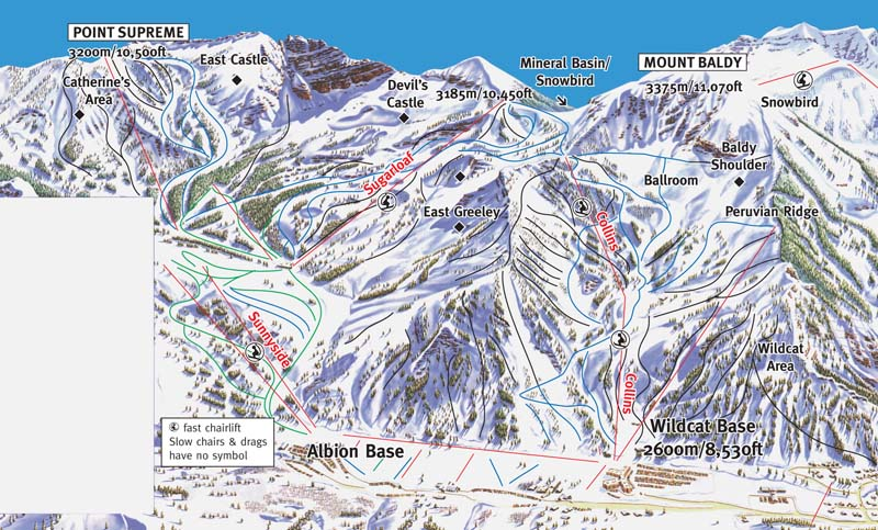 The Vacation Station Utah Trail Maps