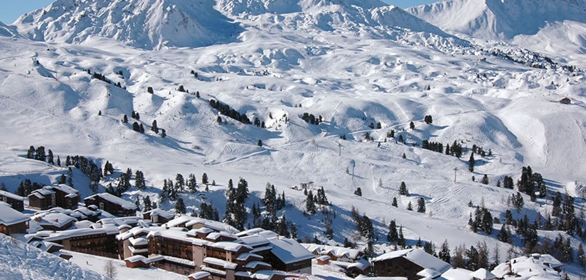 The Vacation Station La Plagne 2100
